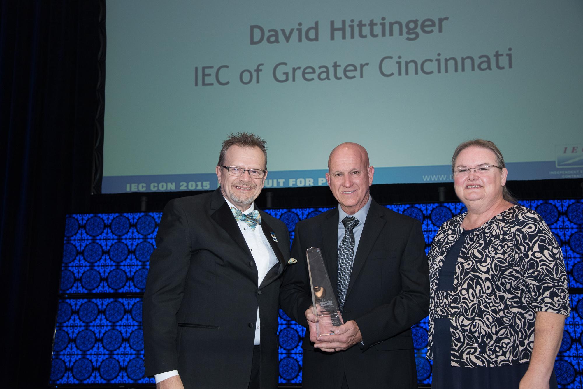 Iec Cincy Wins Big Independent Electrical Contractors